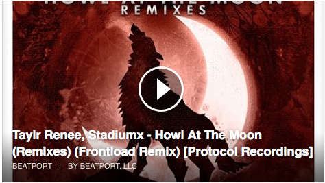 Howl At The Moon (Frontload Remix) available on Beatport!